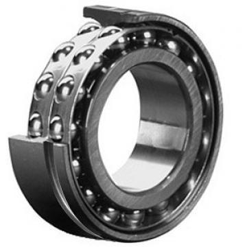 90 mm x 160 mm x 30 mm  FAG QJ218-N2-MPA Angular contact ball bearing